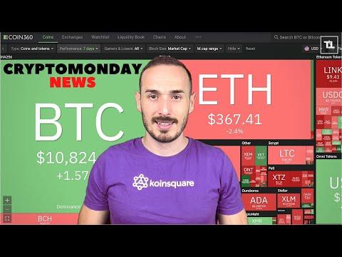 Tutti in Attesa di BITCOIN! – CryptoMonday NEWS w38/'20