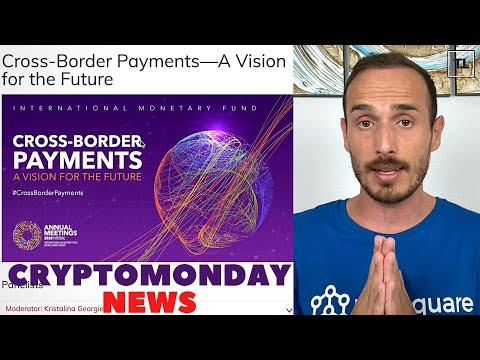 Un Nuovo Ordine Monetario! Bitcoin è la SALVEZZA – CryptoMonday NEWS w42/'20