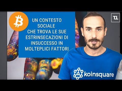 Bitcoin nasce da Sociologia, Fisica, Matematica, Economia, Psicologia..