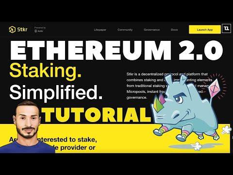 Ethereum Staking la GUIDA 💥 Teoria + Tutorial