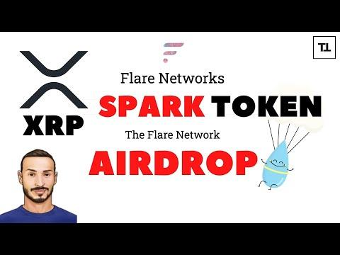 Airdrop SPARK Token su Flare da XRP Ripple – La Guida