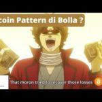 🟠 Bitcoin, Pattern da BOLLA?😱 Paure fondate o Fud immotivato?