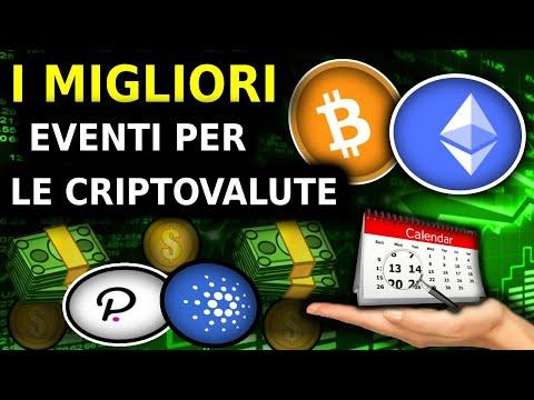 Motivi Per Cui Bitcoin e Criptovalute Esploderanno Nel 2021! Non Sottovalutare Questi Eventi!