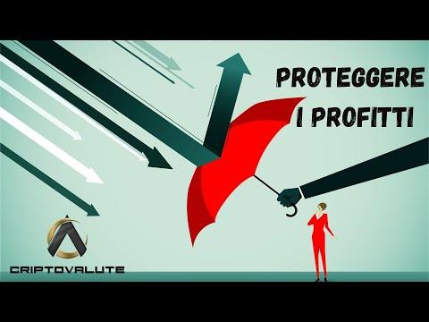 BITCOIN indeciso  Come proteggere il gain