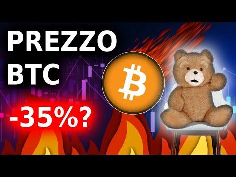 Prezzo Bitcoin In Pericolo? Mercato Rialzista Finito? Cosa Ci Aspetta?