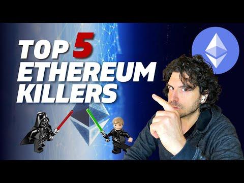 TOP 5 ETHEREUM KILLERS PER IL MERCATO
