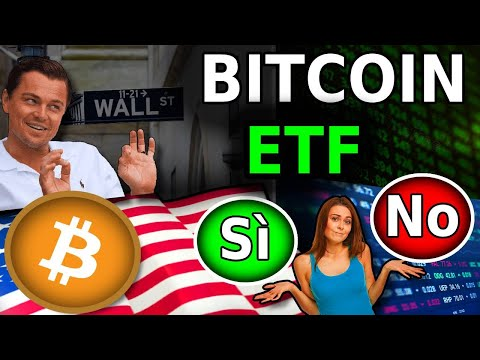 Bitcoin ETF Spiegato! Impatto Sul Prezzo Di Bitcoin Imminente!