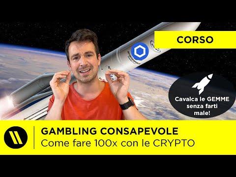 Come TROVARE le CRYPTO per FARE 100x e STRATEGIA   GAMBLING CONSAPEVOLE