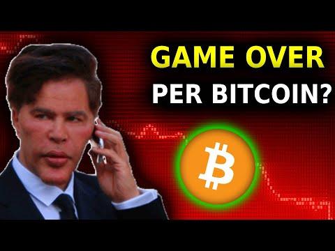 Crollo Prezzo Bitcoin! Tesla Vende Bitcoin?  Quando Finirà La Correzione?