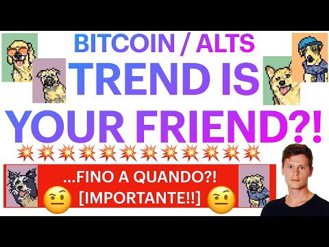 🚀🔥 ATTENZIONE AI $DOGGY!!! 🔥🚀 BITCOIN / ALTCOINS: TREND IS YOUR FRIEND UNTIL … [time sentitive!!]