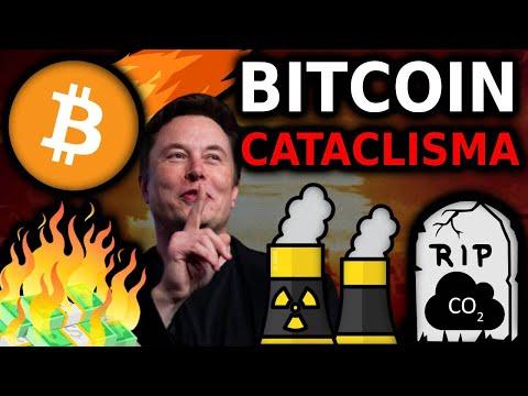 Bitcoin è un Disastro Ambientale! Porterà Alla Fine Del Mondo!