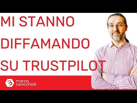 """Mi stanno diffamando su Trustpilot (con la loro """"complicità"""")"""