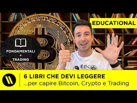 BITCOIN, CRYPTO E TRADING: 6 LIBRI che DEVI LEGGERE