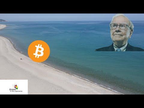 🎢 Mercato, Exchange, e Warren Buffet. 🔵 Vlog sullo stato dell'arte delle Cryptovalute ⛓