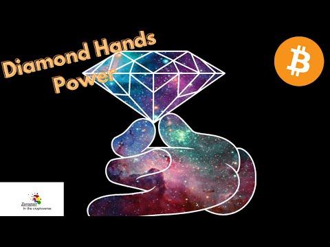 😱 Chi salverà BITCOIN? Diamond Hands Power 💎✊🏻