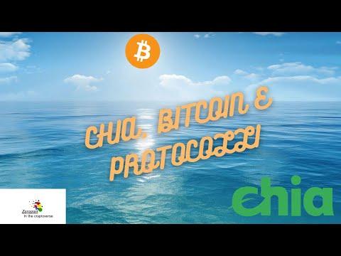 ✅ Chia, Bitcoin, Protocolli e Evoluzione del settore.