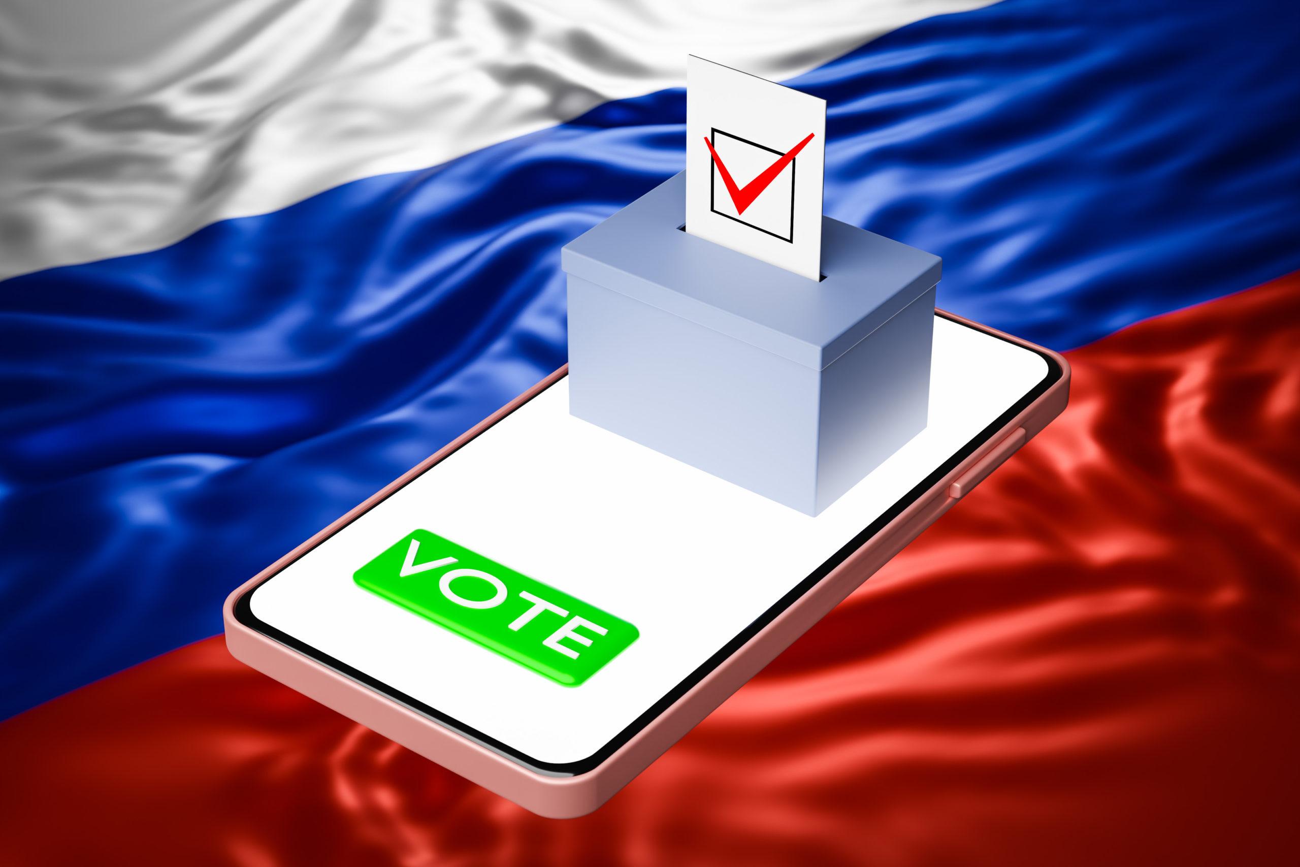 Il partito russo al governo conduce le primarie online basate su blockchain