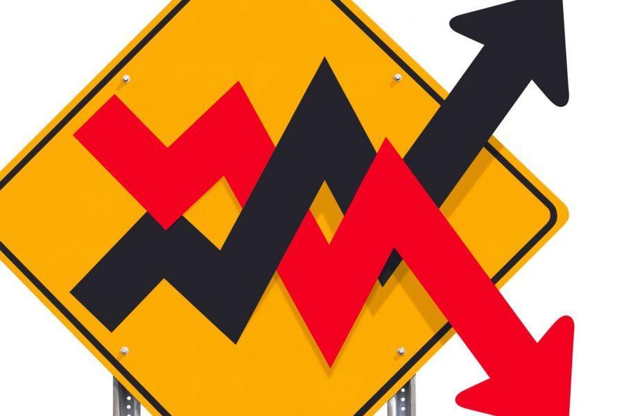 In che modo l'indice di volatilità delle criptovalute riconosce il rialzo nelle flessioni del mercato