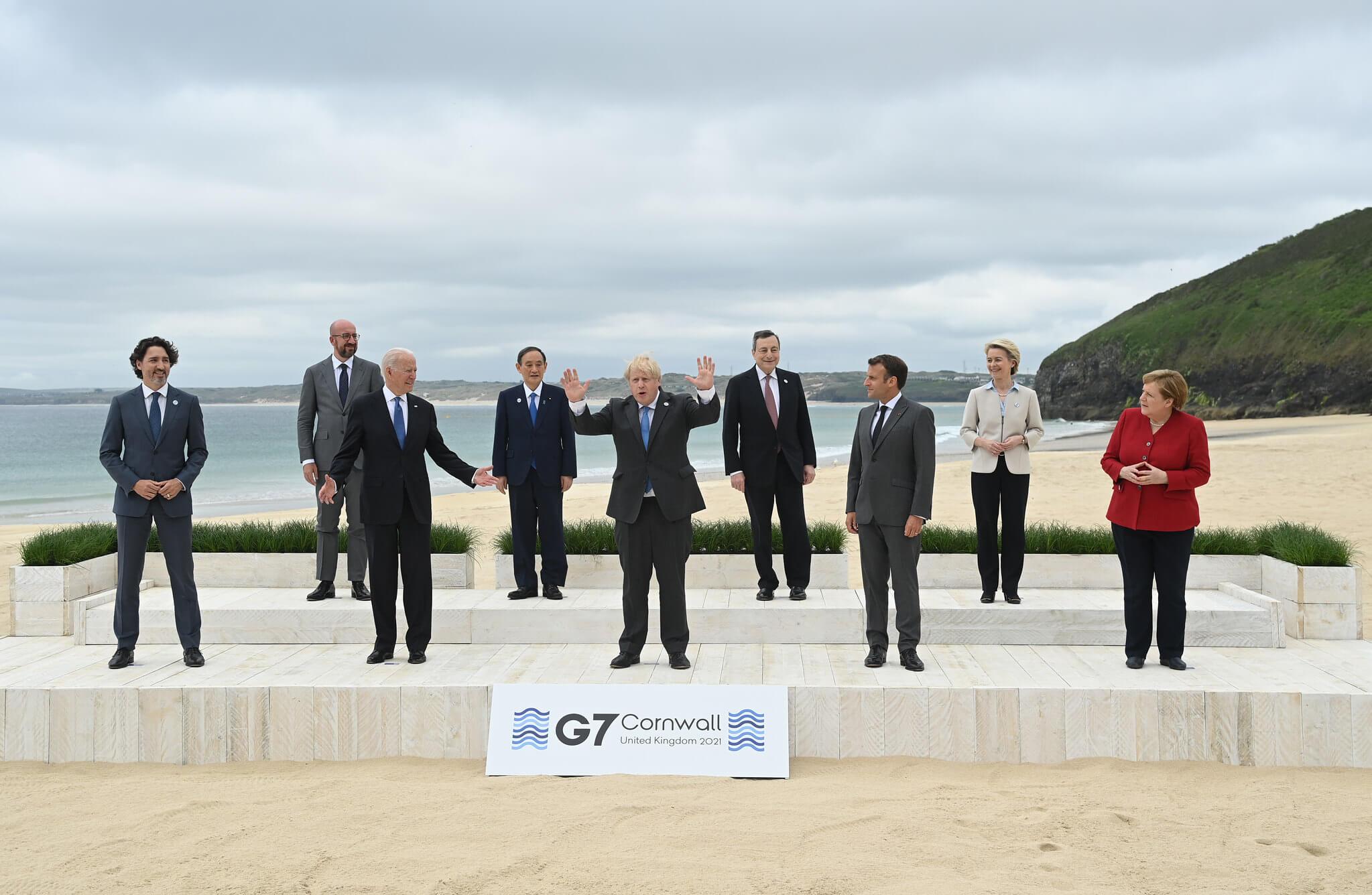 L'ipocrisia del G7: critica il mining di bitcoin ma protegge l'industria dei combustibili fossili