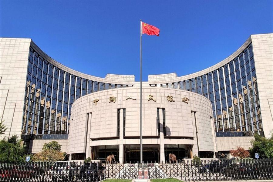 La banca centrale cinese reprime il trading di criptovalute