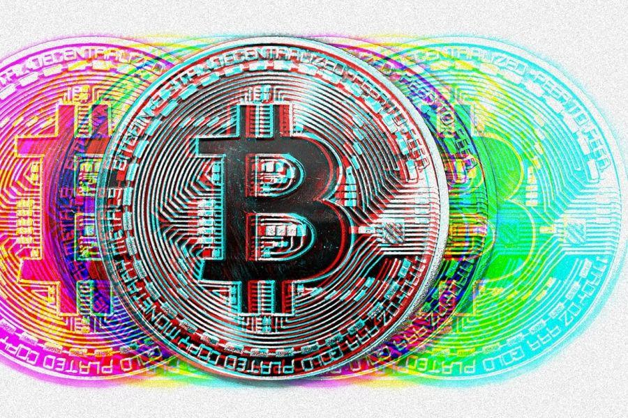 Bitcoin scende sotto i 30.000 USD