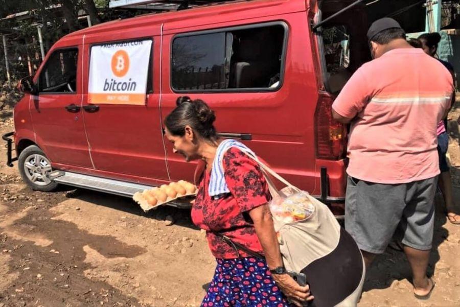 El Salvador: stiamo distribuendo Bitcoin, ma non per convertirlo in Fiat