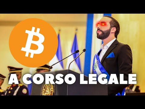 El Salvador approva la Legge! Quali le conseguenze per Bitcoin?