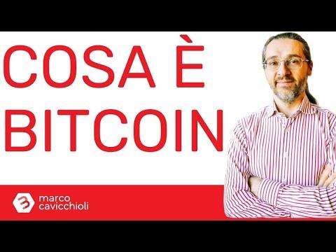 """Cos'è bitcoin? Forse abbiamo una definizione """"definitiva"""" dal punto di vista finanziario"""