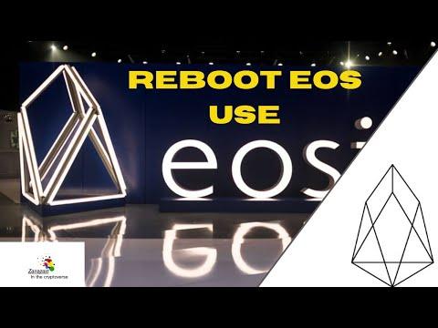⚫️ EOS, Reboot sul suo Utilizzo. 🔵 Guida Completa di Base  🔵