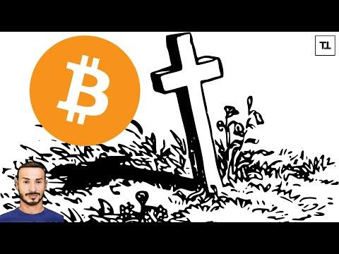 BITCOIN è arrivato il DEATH CROSS 🔴☠️🔴