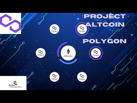 🎢 Layer 2 di Ethereum con Polygon   ⚫️ Project Altcoin