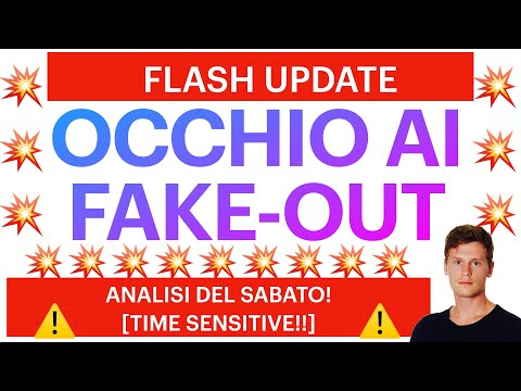 ⚠️💥 FLASH UPDATE: ATTENZIONE AI FAKE-OUT!💥⚠️ BITCOIN / ALTCOINS: ANALISI DEL SABATO [time sensitive]