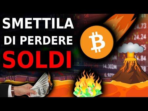 Come Non Perdere Soldi In Bitcoin e Criptovalute! Consigli Per Criptovalute!