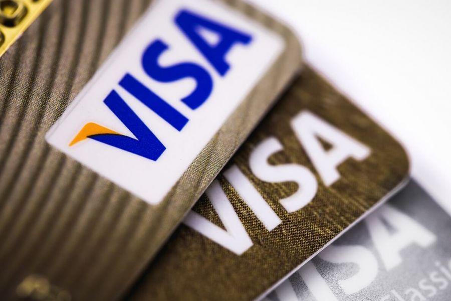 Gli utenti Visa delle carte cripto hanno speso quest'anno oltre 1 miliardo di dollari a livello globale