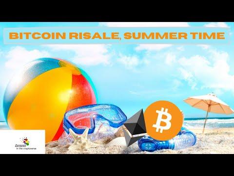 🟠 Bitcoin RISORGE? Analisi di Mezz'estate ⛱