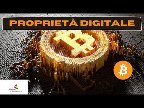 🟠 Bitcoin non è Moneta. Analizziamo BTC come se fosse una Proprietà