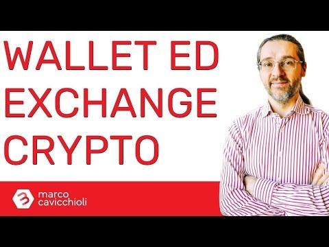 Fabiano Battain spiegherà i wallet e gli exchange al corso Blockchain Month