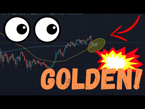 GOLDEN CROSS! I CICLI SI ALLUNGANO E I PROFITTI DIMINUISCONO?! #bitcoin #cripto