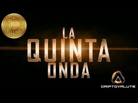 ATTENZIONE !! :  BITCOIN la 5° ONDA