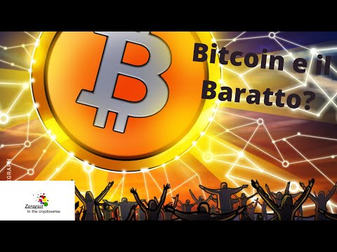 🟠 Bitcoin e come BARATTARE VALORE? paragoni degli Incumbent