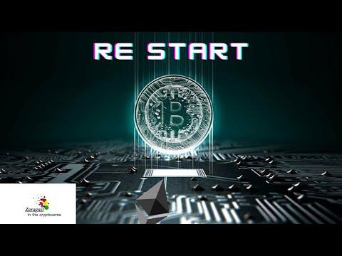 SI RIPARTE. Bitcoin e la sua crescita Estiva. (Vlog Fine Estate)