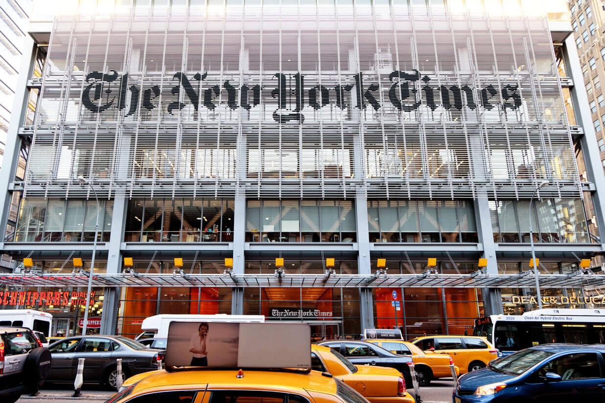 Il New York Times fa arrabbiare la comunità Crypto