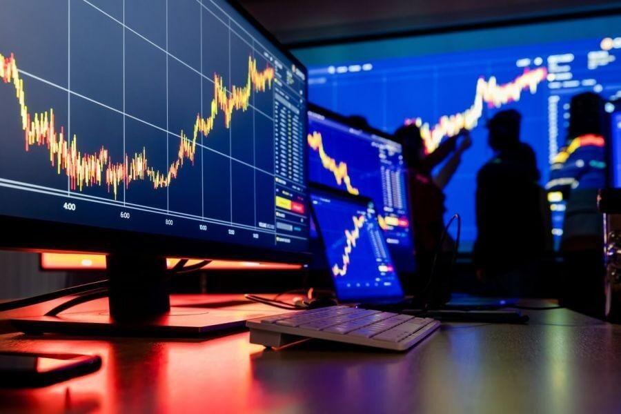 In Corea del Sud le crypto superano il mercato azionario
